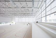 Arquitectura deportiva