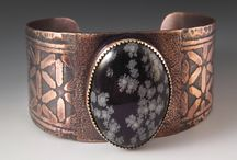 Sibling Rivalry Artisans Bracelets / We offer the best in handcrafted, custom-made metal or mixed metal jewelry.