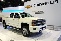 A 2015 Chevrolet / Chevrolet for Model year 2015
