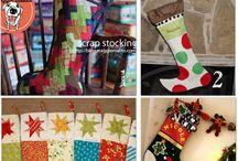 stocking / by Krystal Brees-Moreno