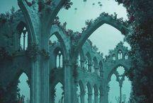 Biserici si manastiri abandonate