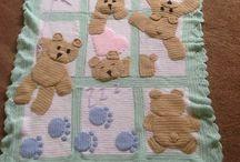mantitas de bebe