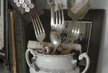 Antique Show Display Ideas / by Darren-Michelle Mutschler