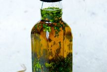 Kruidenolie & smaak azijn