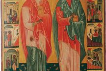 św. Kosma i Damian/ saint Cosma and Damian