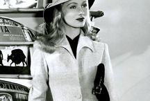 Vintage hats and headdresses / inspiration, information & useful links
