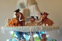 Jégkorszak torták