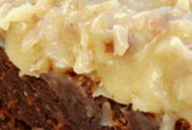 German choc fudge pie