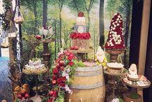 Snow White/Forest Theme