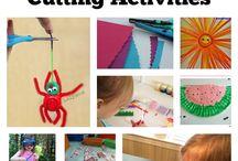 Fun fine motor activities / by Lucy Aurelius