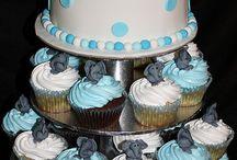 Baby Showers elephant  cake