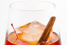 Winter Cocktails / Cocktail recipes for cold weather