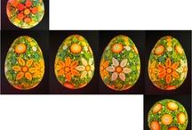 quill - vajíčka,velikonoce
