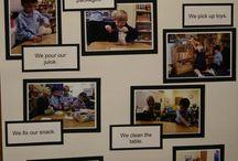 Preschool display