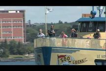 Videos of Sault Ste. Marie / by Sault Ste. Marie Convention & Visitors Bureau
