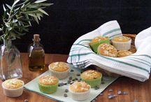 Bizcochos/Biscuits / Bizcochos clásicos, magdalenas, muffins y demás dulcerías bizcochonas del blog La asaltante de dulces