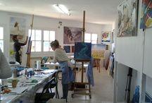 Joy of Art Studio Workshops