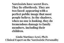 narcissistic MY HUSBAND