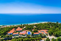 #Aerial #Philoxenia #Bungalows / Aerial photos from our hotel!!! General Picture!