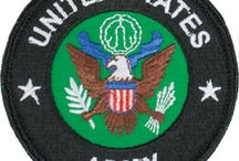 Novelty Patches / Military and Patriotic Novelty Patches.