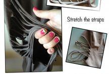 трикотаж прорези плетение