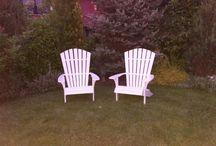 Adirondack Bahçe koltuğu / Adirondack chair