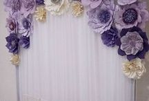 Photo booth backdrop
