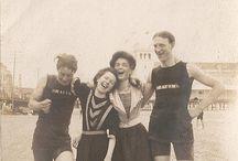 1900's swim wear