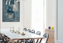 Dining tables / by Riikka Copeland