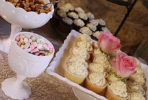 Wedding ideas / Like the marshmallows, could do mini eggs instead for vegetarian :)