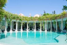 Palais Rhoul & Spa / A magical oasis filled with treasures and the event venue of your dreams