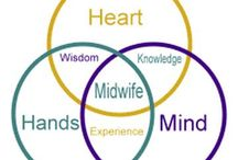 Heart, hands and mind / Midwifery and health