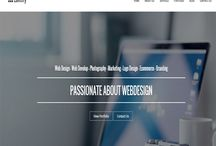 HTML Template / Responsive HTML template built with Bootstrap framework