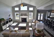 """Symphony Homes """"Legato""""  Model Home / The """"Legato"""" model home is in Layton, Utah.  It is a beautiful and spacious floor plan with 1984 square feet on the main level and 2046 square feet in the basement."""