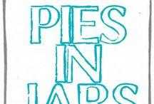Pie / by Bernadine Gillette