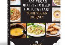 Vegan Cookbooks / Our favorite Vegan cookbooks