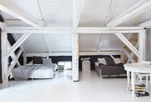 I.D. // BEDROOM in COUNTRYSIDE / Inspirations and my own projects in BEDROOM BEDROOM in COUNTRYSIDE interior design theme.