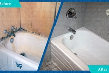 Before and After Examples from Luxury Bath