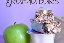Yummy Homemade snacks