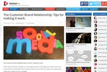 Our Social Media Guest Blogs / As well as our own blog http://themediaoctopus.com/digital-marketing-blog/ we enjoy writing for other sites too. Here's a gallery of our guest blogs hosted on the likes of BeSeen Marketing, Social Media London and Marketme TV Social Media and Viral Video Marketing Agency. Happy reading!