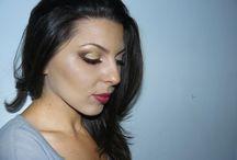 I do Make-up/Make-up works of mine / Make-up