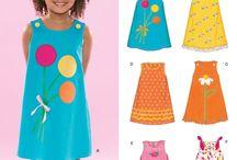 Šaty pro holčičky