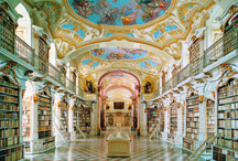 Beautiful Libraries / by Irene Clay