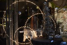 Window Displays / Window displays for storefronts: holidays, events, or just for fun.