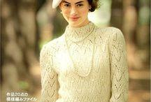 sweater crochet / by clara martinez
