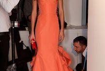 Orange juice / Orange: total look or details