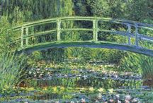 Monets Garden Marriage Proposal