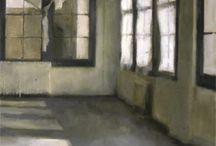 Paintings: interiors / by Joanna Boomer