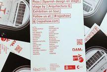 ROJO show / Spanish design roadshow, since 2013