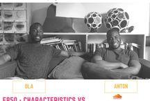EP50 – Characteristics VS Looks